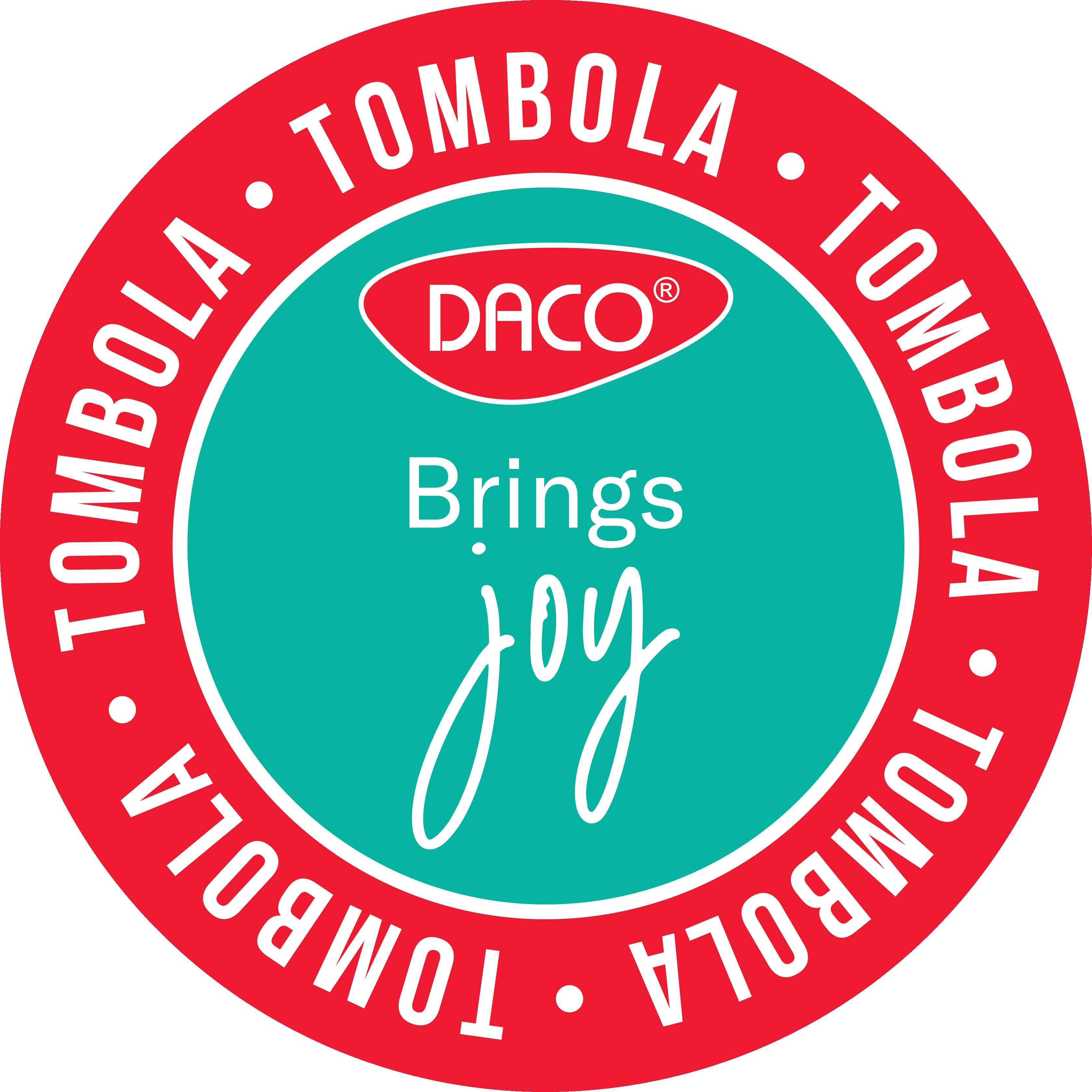 Tombola Adaconi: Bring Joy!